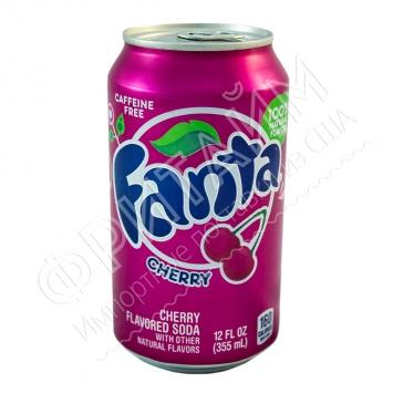 Fanta Cherry, 0.355л, США