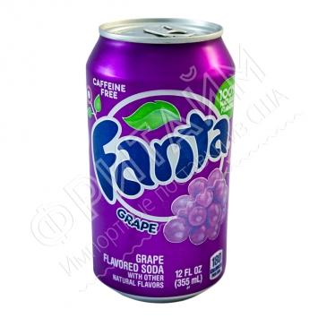 Fanta Grape, 0.355л, США