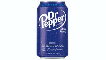 Dr. Pepper Dark Berry, 0.355л, США