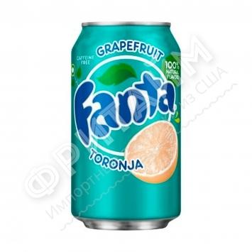 Fanta Grapefruit, 0.355л, США
