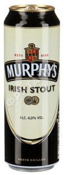 Пиво Murphy's Irish Stout, акл. 4%,  0.5 л, Великобритания