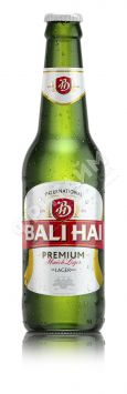 Пиво Bali Hai Premium Munich Lager светлое пастер. фильтр. 4,9%, 0.330мл, стекло, Индонезия