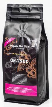Кофе молотый Regola Del Tre Grande, 500 гр