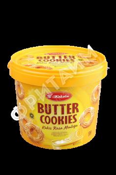 Печенье Kokola Butter Cookies (с маслом) 400гр, Индонезия