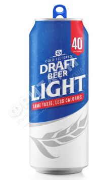 Пиво Bali Hai Draft Light светлое пастер. фильтр. 3,9%, 0.500мл, ж/б, Индонезия