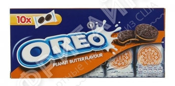 Oreo Peanut Butter, 220 гр, США