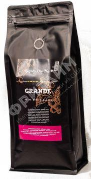 Кофе зерновой  Regola Del Tre Grande, 1000 гр