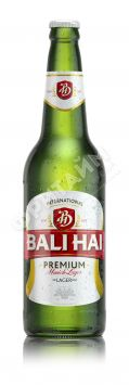 Пиво Bali Hai Premium Munich Lager светлое пастер. фильтр., 4,9%, 0.620мл, стекло, Индонезия