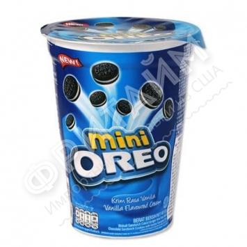 Oreo Mini Vanilla Cream, 67 гр