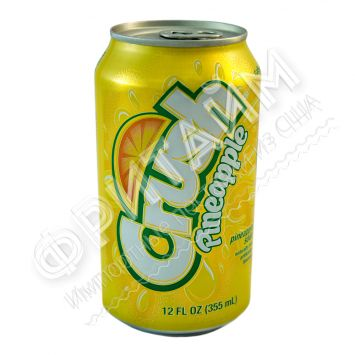 Crush Pineapple, 0.355л, США