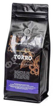 Кофе зерновой  Regola Del Tre Torro, 500гр