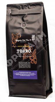 Кофе зерновой  Regola Del Tre Torro, 1000гр