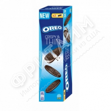 Oreo Crispy & Thin, 96 гр, Португалия