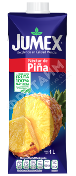 Jumex Nectar de pina, 1 л, Мексика