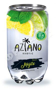 Aziano Mojito (Мохито), 0.350л, ж/б, Китай