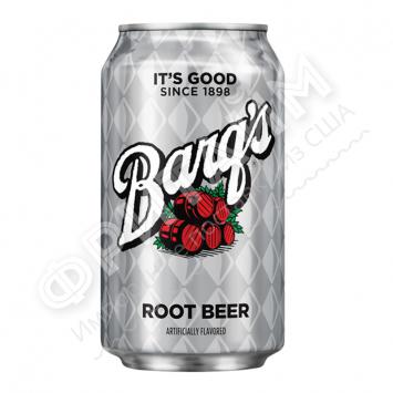 Barq's Root Beer , 0.355л, США