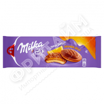 Milka Jaffa Orange, 147 гр