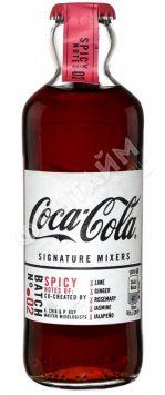 Coca-Cola Signature Mixers Spicy 0.200л, Великобритания