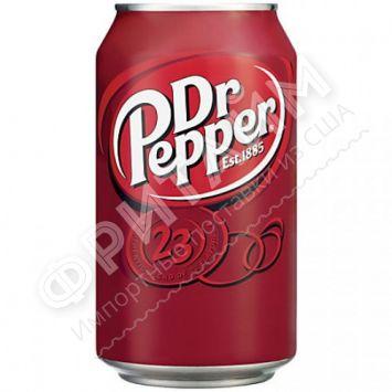 Dr Pepper Classic, 0.330л, Польша