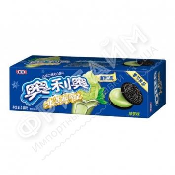 Oreo Ice Cream With Green Tea, 95 гр, Китай