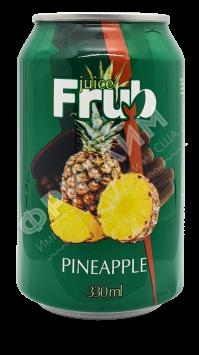 FRUB Pineapple (ананас), 0.330л, Вьетнам