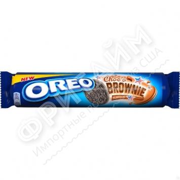 Oreo Choco Brownie, 154 гр, Великобритания