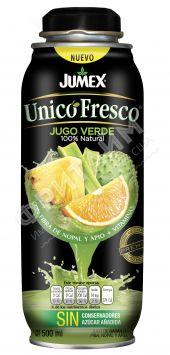 Jumex Unico Fresco JUGO VERDE, 0.500 л, Мексика