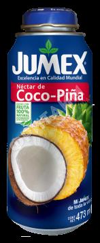 Jumex Nectar de Coco-Piña, 0.473 л, Мексика