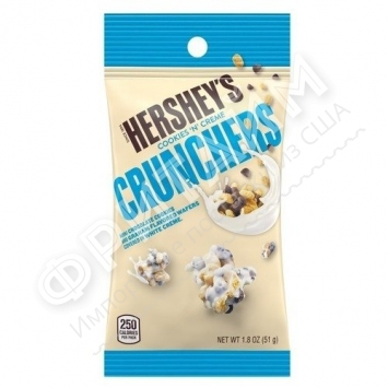 Конфеты из белого шоколада с печеньем Hershey's, 51гр, США