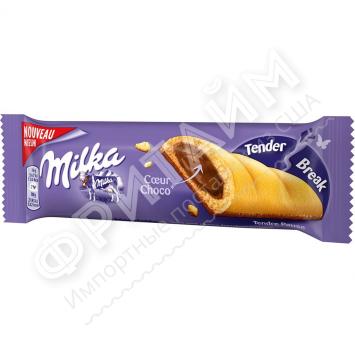Milka Tender Break Choco, 26 гр, Германия