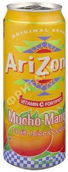 Arizona Mucho Mango (Манго), 0.340л, США
