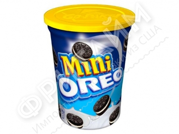 Mini Oreo, 115 гр, Испания