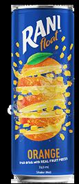 RANI Orange (Апельсин), 0.240л, ж/б, Иран