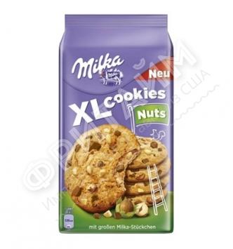 Milka XL Cookies Nuts, 184 гр, Европа