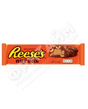 Шоколадный батончик с арахисовой пастой Hershey's Reese's, 47гр, США