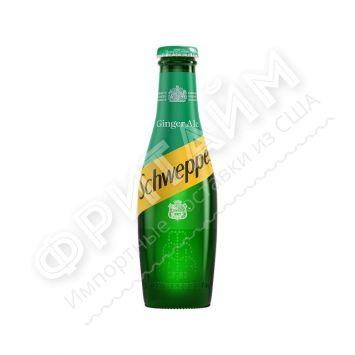Schweppes Canada Dry Ginger Ale, 0.2 л, Великобритания