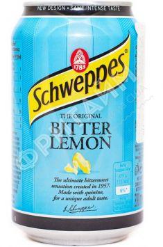 Schweppes Bitter lemon, 0.330л, Польша