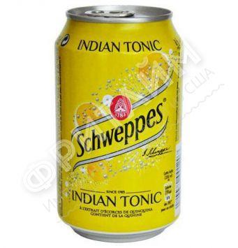 Schweppes Tonic, 0.330л, Польша