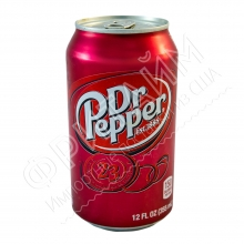 Dr. Pepper 23 Classic, 0.355л, США