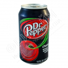 Dr. Pepper Cherry, 0.355л, США