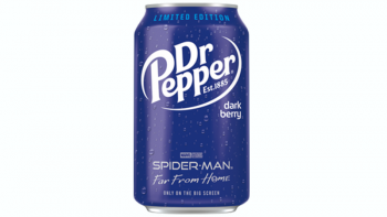 Dr. Pepper Dark Berry, 0.355л, США