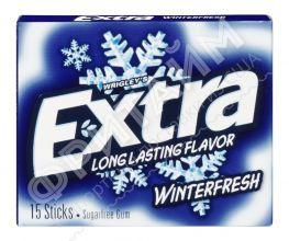 Wrigley's Extra Winterfresh, США