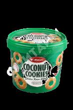 Печенье Kokola Coconut Cookies (кокосовое) 400гр, Индонезия