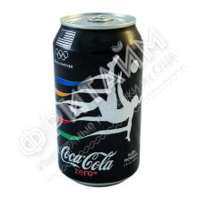 Coca-Cola Zero, 0.355л, США