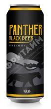 Пиво Bali Hai Panther Black Beer темное пастер. фильтр. 4,9%, 0.500мл, ж/б, Индонезия