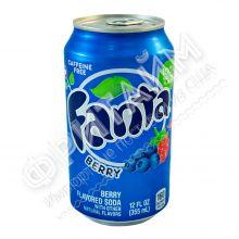 Fanta Berry, 0.355л, США