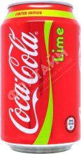 Coca-Cola Lime, 0.330л, Дания