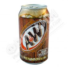 A&W Root Beer, 0.355л, США