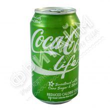 Coca-Cola Life, 0.355л, США
