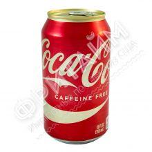 Coca-Cola Caffeine Free, 0.355л, США